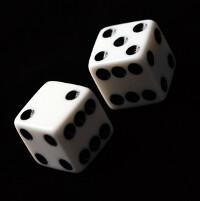 random dice roll