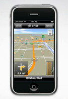 NAVIGON MobileNavigator for the iPhone comes to the U.S.