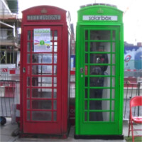 UK's red phone booths are dead – long live the green phone booths