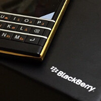 BlackBerry Passport Gold Edition is an eye-catching premium version of the phone