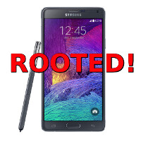 Certain versions of the Samsung Galaxy Note 4 already rooted, courtesy of Chainfire