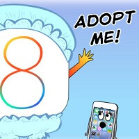 Humor: The issues behind slow iOS 8 adoption rate