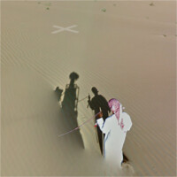 Google Street View sounds like yesterday's news? How about Google Desert View?