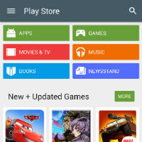 Google Play Store 5.0 released with Material Design overhaul