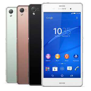 T-Mobile to offer the Sony Xperia Z3 starting October 29th