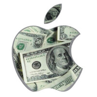 Do Apple's contracts require a $50 million payment from partners who leak information?