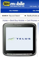 Best Buy now offering Telus ' HTC Touch Pro2