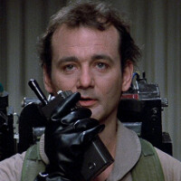 Bill Murray selects a BlackBerry for his first smartphone