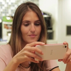 HTC Desire EYE (AT&T variant) showcased on video