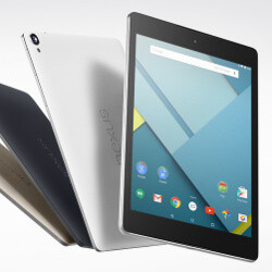 Nexus 9 is now official, flexing 64-bit Tegra K1 muscle