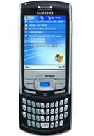 Verizon announces Windows Mobile smartphone - Samsung SCH-i730