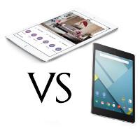 Apple iPad Air 2 vs Google Nexus 9: in-depth specs comparison