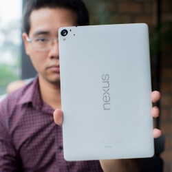 First Nexus 9 (with keyboard cover) hands-on photos appear