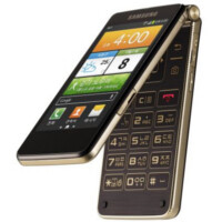 Samsung Galaxy Golden 2 is a pretty powerful clamshell