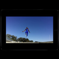 Finally! The iPad Air 2 is the first tablet to be able to shoot slow-moes at 120 FPS