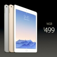 The Apple iPad Air 2: price and release date