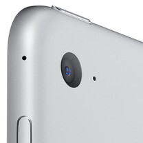The Apple iPad Air 2 camera in details: 8MP snapper shoots bursts, time-lapse, and more