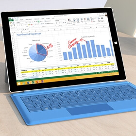 Microsoft's latest ad shows why the Surface Pro 3 is the world's most productive tablet