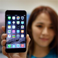 The iPhone 6's China launch day has come – it's generally a calm affair