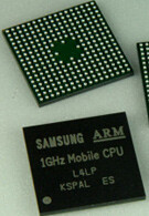 Samsung announces 1GHz processor for cell phones, codenamed Hummingbird
