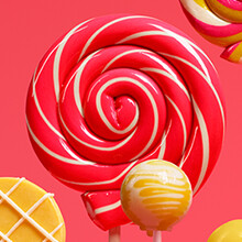 Android 5.0 Lollipop wallpapers: see the full pack here