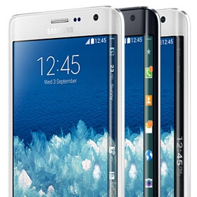 Samsung Galaxy Note Edge will be launched on October 23 (only in Japan)