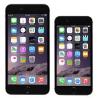 iPhone 6 selling six times better than 6 Plus, but Plus is more engaging
