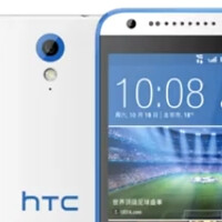 HTC Desire 820 has a mini version that's $100 cheaper