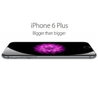 The iPhone 6 Plus is in demand in China, could eventually account for 60% of all iPhone 6 units sold