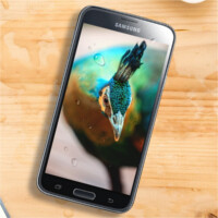 Samsung Galaxy S5 Plus with Snapdragon 805 goes online on the company's website