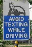 Study shows texting while driving raises accident risk more than expected