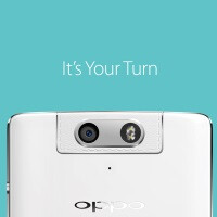 The Oppo N3 will have a motorized swivelling camera and a high price tag