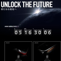 "ASUS teases new ZenFone and ZenWatch for October 28 ""Unlock the future"" event"