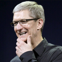 Tim Cook visits a Foxconn factory where the Apple iPhone 6 is built