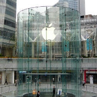 Apple plans 25 new Apple Stores in China within two years