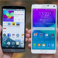 Samsung Galaxy Note 4 clashes with LG G3: Vote for the better phone!