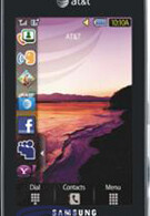 Touchscreen Samsung Solstice A887 on AT&T's shelf August 2nd for $99.99?