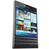 Canada's Best Buy and Future Shop sell the Telus branded BlackBerry Passport for $199.99 on contract
