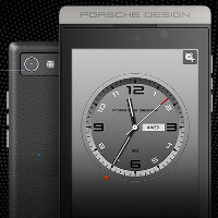 BlackBerry said to be prepping a 'refreshed' Porsche Design P'9982