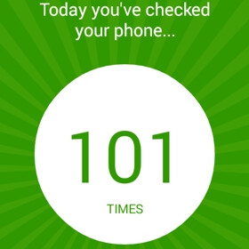 How to find out how many times a day you check your smartphone (Android, iOS)