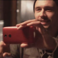 James Franco stars in a very strange DROID Turbo viral ad