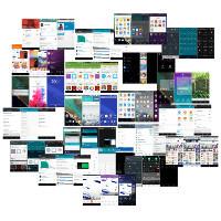 Android Lollipop vs TouchWiz vs Sense UI vs LG UI vs Xperia UI: interface showdown