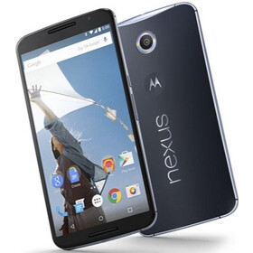 Google Nexus 6 already out of stock on the first day of pre-orders