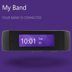 Here's Microsoft's Band wearable - a fitness tracker with Cortana integration