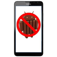Huawei USA announces there will be no KitKat update for the Ascend Mate 2