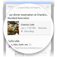 """Inbox """"Highlights"""" now let senders surface useful information in an email and throughout Google"""