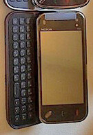 """Nokia N97's """"Mini"""" brother gets pictured?"""