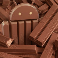 November Android numbers show KitKat up to 30%