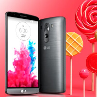 More screenshots from LG G3 running Android 5.0 Lollipop appear