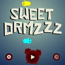 Sweet Drmzzz is a new and delightful arcade/puzzle mashup, now go and get those space worms